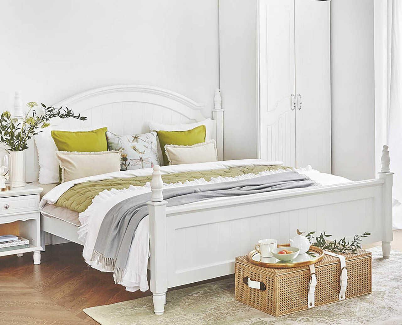 Łóżko 180x200 VICTORIA 801