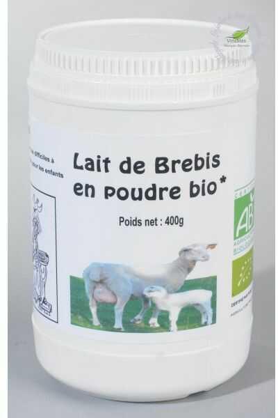 Mleko owcze w proszku 400g Bio*, - LA016