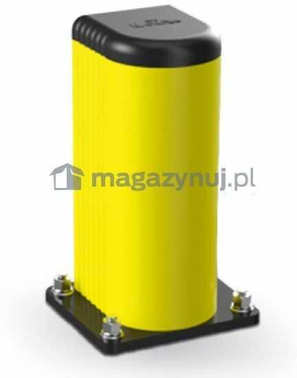 Słupek ochronny z PVC (wysokość 500 mm)