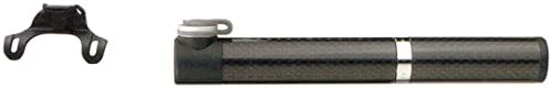 Topeak mini pompka Micro Rocket, czarna, jeden rozmiar