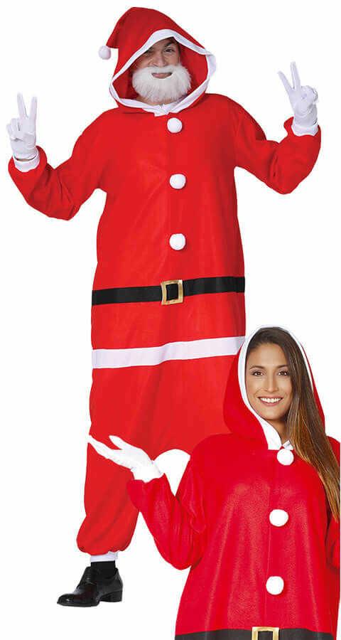 Kostium Świętego Mikołaja - M (38-40)