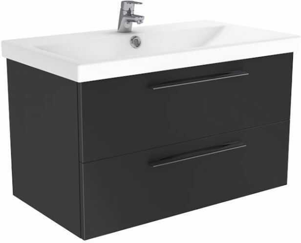 Szafka z umywalką 90 Notti New Trendy (ML-8087 + U-0091)