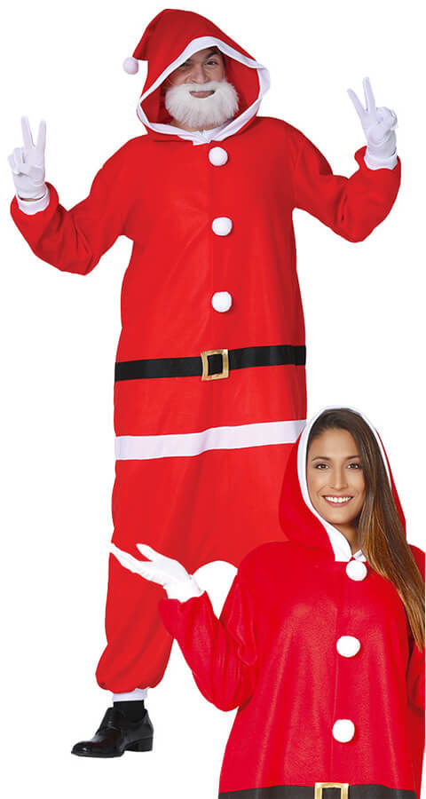 Kostium Świętego Mikołaja - L (42-44)