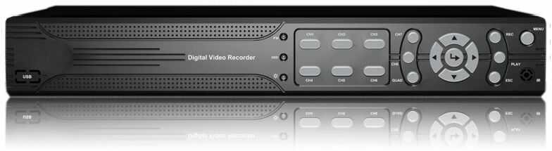 Rejestrator hybrydowy VS-5208-AHD