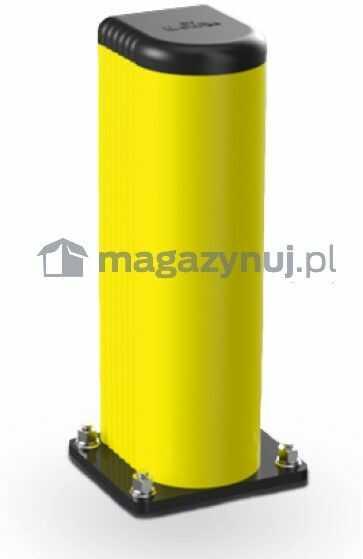 Słupek ochronny z PVC (wysokość 800 mm)