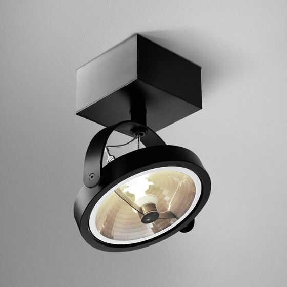 Reflektor CERES 111 plus oprawa natynkowa 14411-0000-T8-PH AQform ruchoma oprawa w nowoczesnym stylu