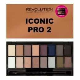 Makeup Revolution Salvation Palette Iconic Pro 2 (Paletka cieni do powiek)