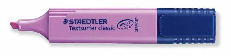 Zakreślacz Textsurfer Classic Staedtler 314517 314531, Kolor: Fioletowy
