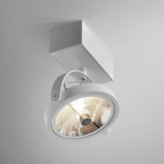 Reflektor CERES 111x1 R oprawa natynkowa 15611-0000-T8-PH AQform ruchoma oprawa w nowoczesnym stylu