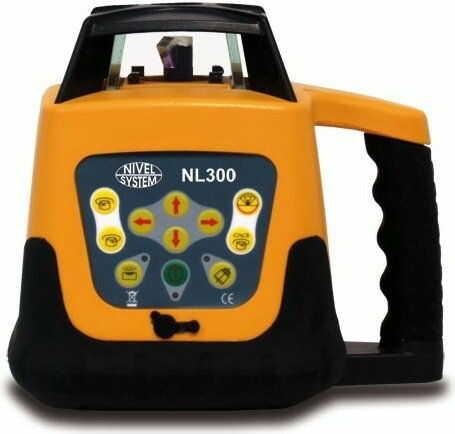 Niwelator laserowy Nivel System NL 300/301
