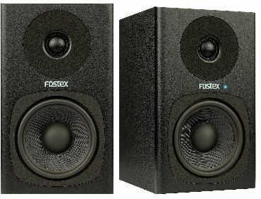 FOSTEX PM0.4c - black (para) +9 sklepów - przyjdź przetestuj lub zamów online+