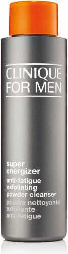 Clinique For Men Super Energizer Anti-Fatigue Exfoliationg Powder Cleanser 50g - puder oczyszczająco-złuszczający do twarzy