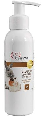 Over Zoo Szampon dla gryzoni 125 ml