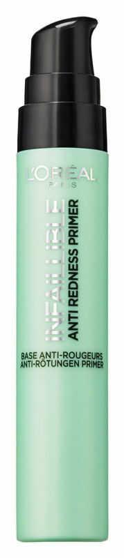 LOréal Paris Infallible baza pod makijaż zmniejszająca zaczerwienienia 20 ml