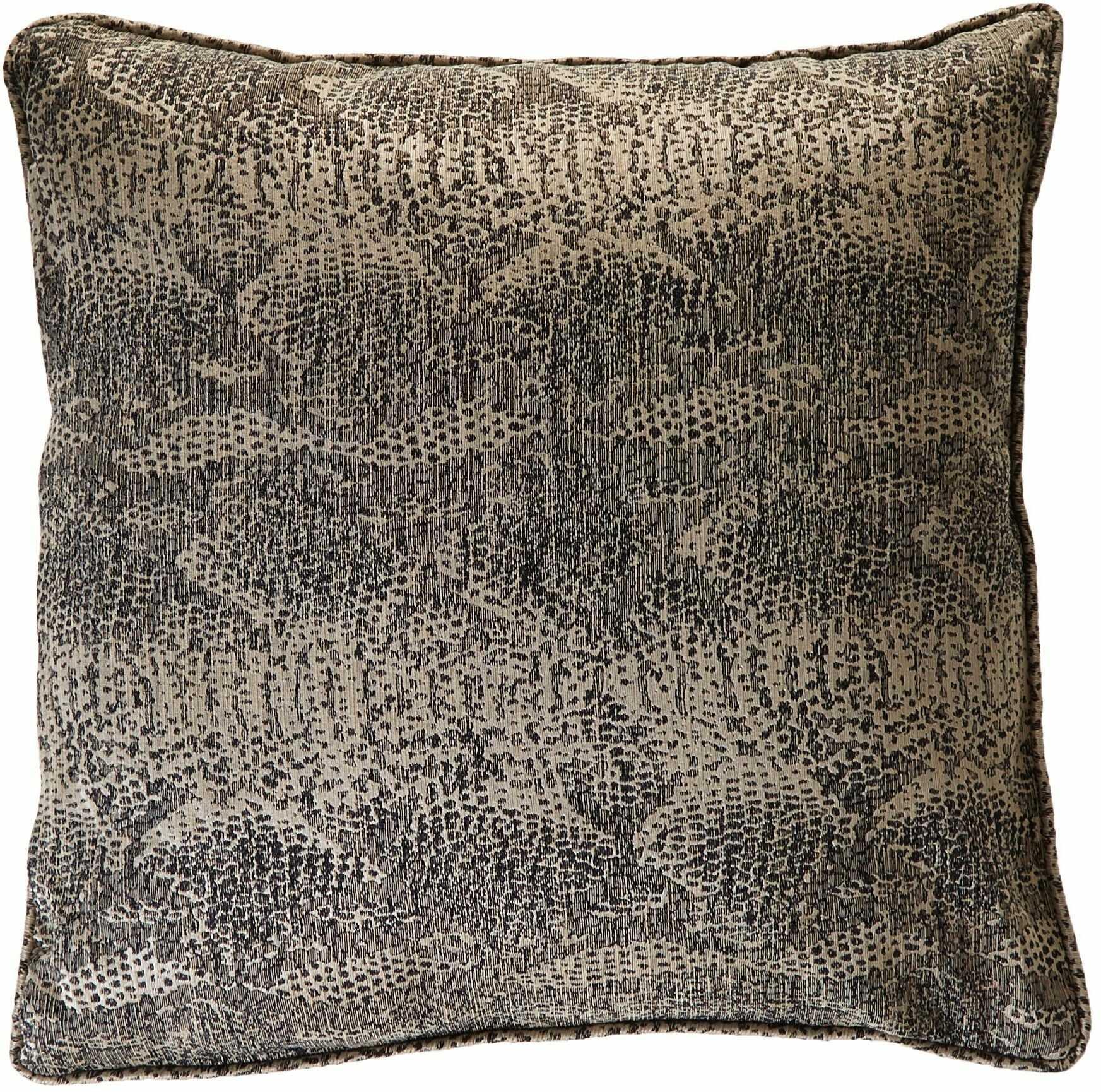 Home Maison poduszka, motyw 09340-0-AL, żakard, 40 x 40 cm, szara