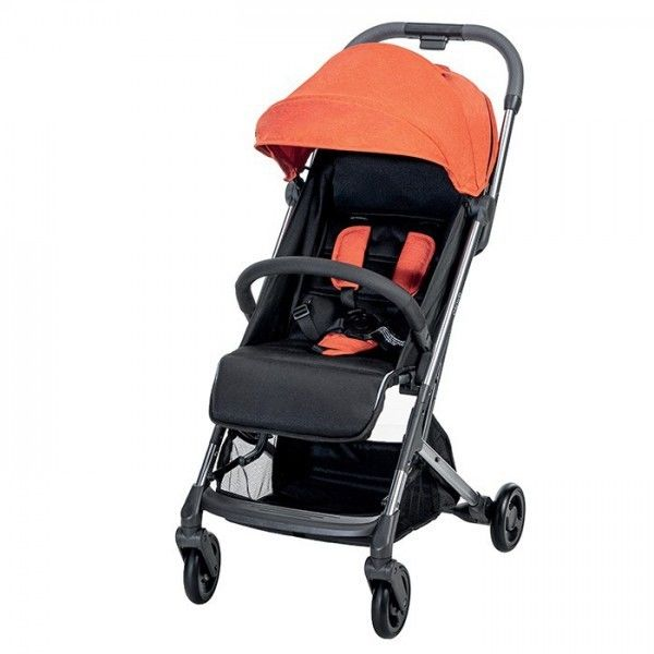 Espiro Art wózek spacerowy 11 orange juice 2021
