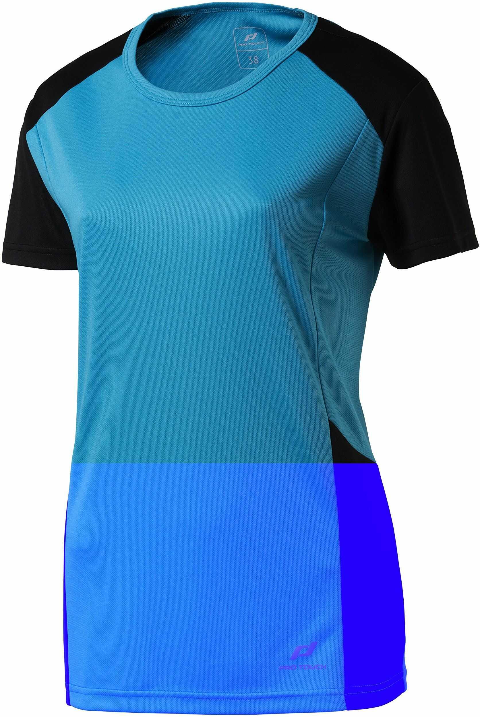 Pro Touch Damska miseczka T-shirt, niebieska, 36