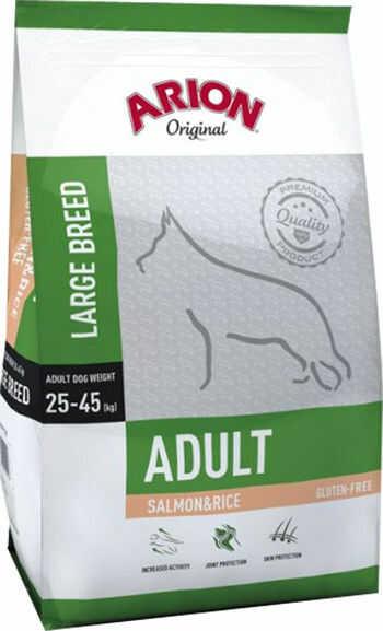 ARION Original Adult Large Breed Salmon&Rice 12kg Darmowa dostawa