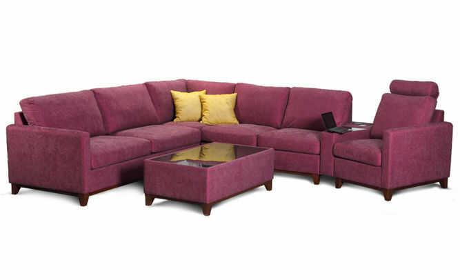 Narożnik, kanapa narożna Estelia Modern, tkanina