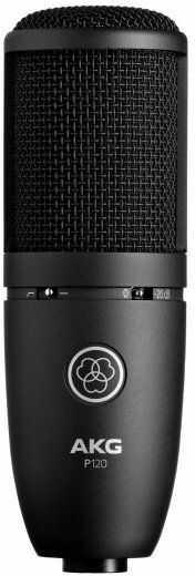 AKG P120 - mikrofon pojemnościowy