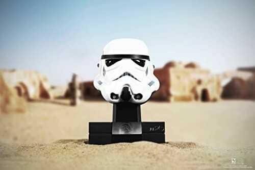 PureArts - Star Wars (oryginalny kask StormTrooper) 1:3 statuetka