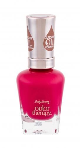 Sally Hansen Color Therapy lakier do paznokci 14,7 ml dla kobiet 290 Pampered In Pink