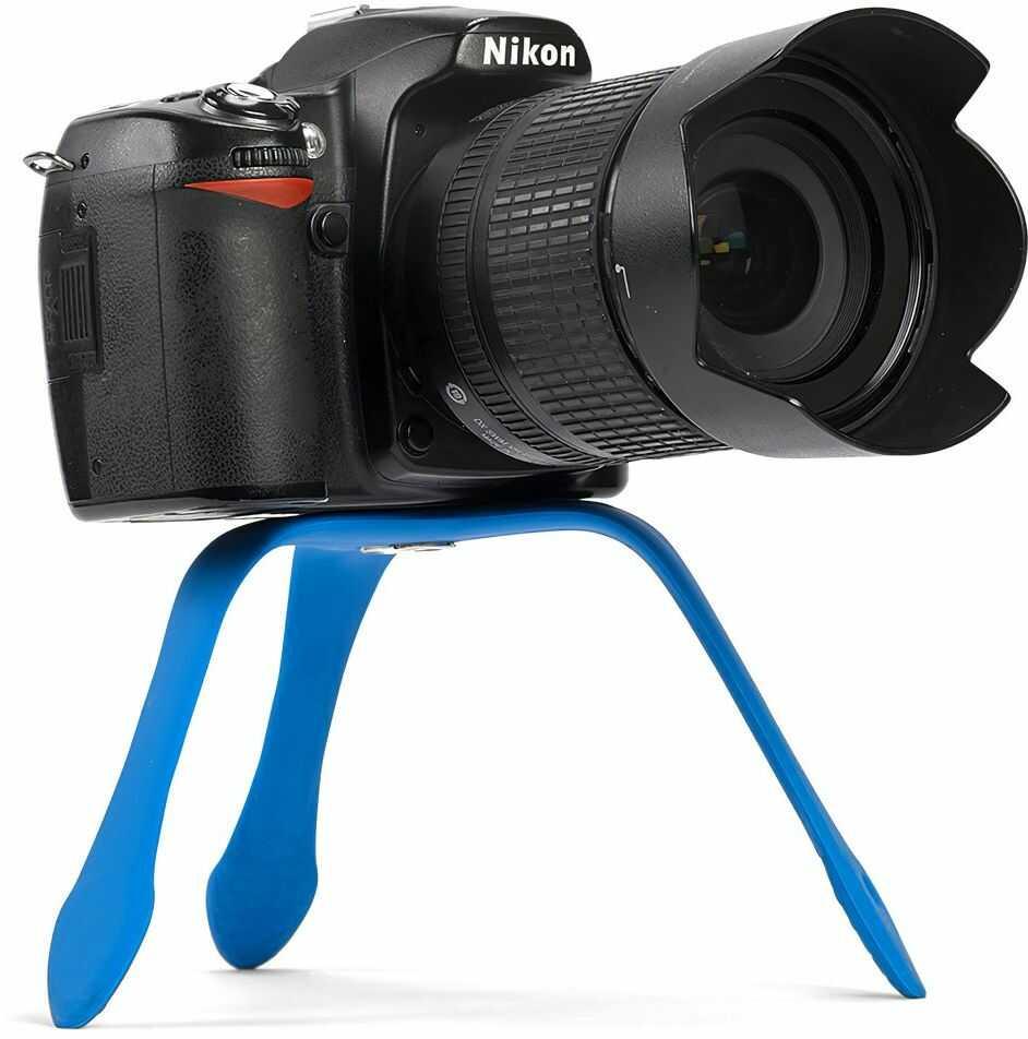 Statyw elastyczny Pictar Splat Flexible Tripod SLR Blue