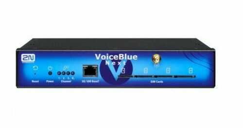 VoiceBlue NEXT Bramka VoIP-GSM 2 SIM - 2N