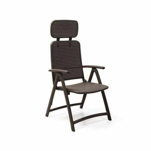 Nardi Krzesło Acquamarina brązowy