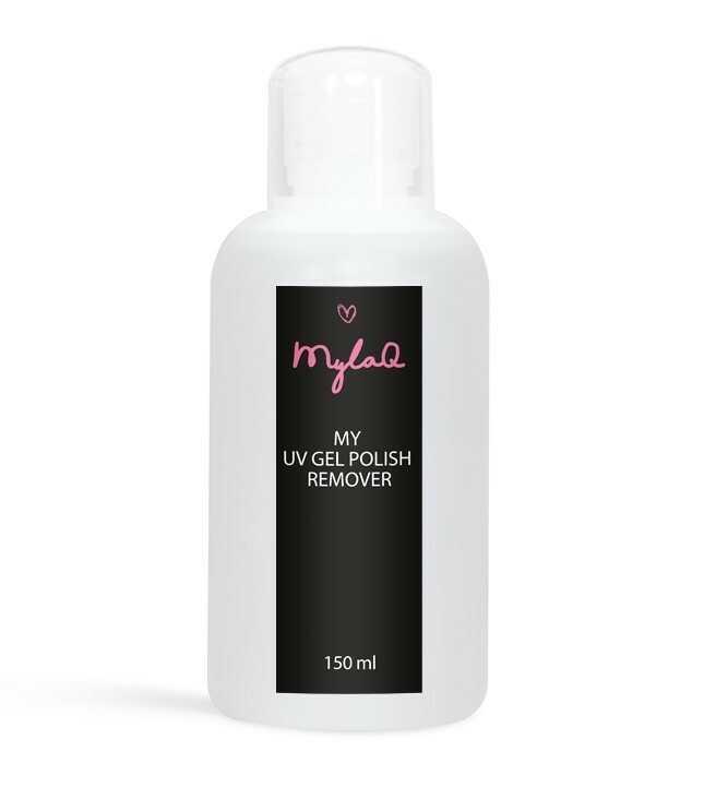 MylaQ UV Gel Polish Remover 150ml