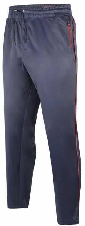 KAM 231 Duże Spodnie Dresowe Granatowe