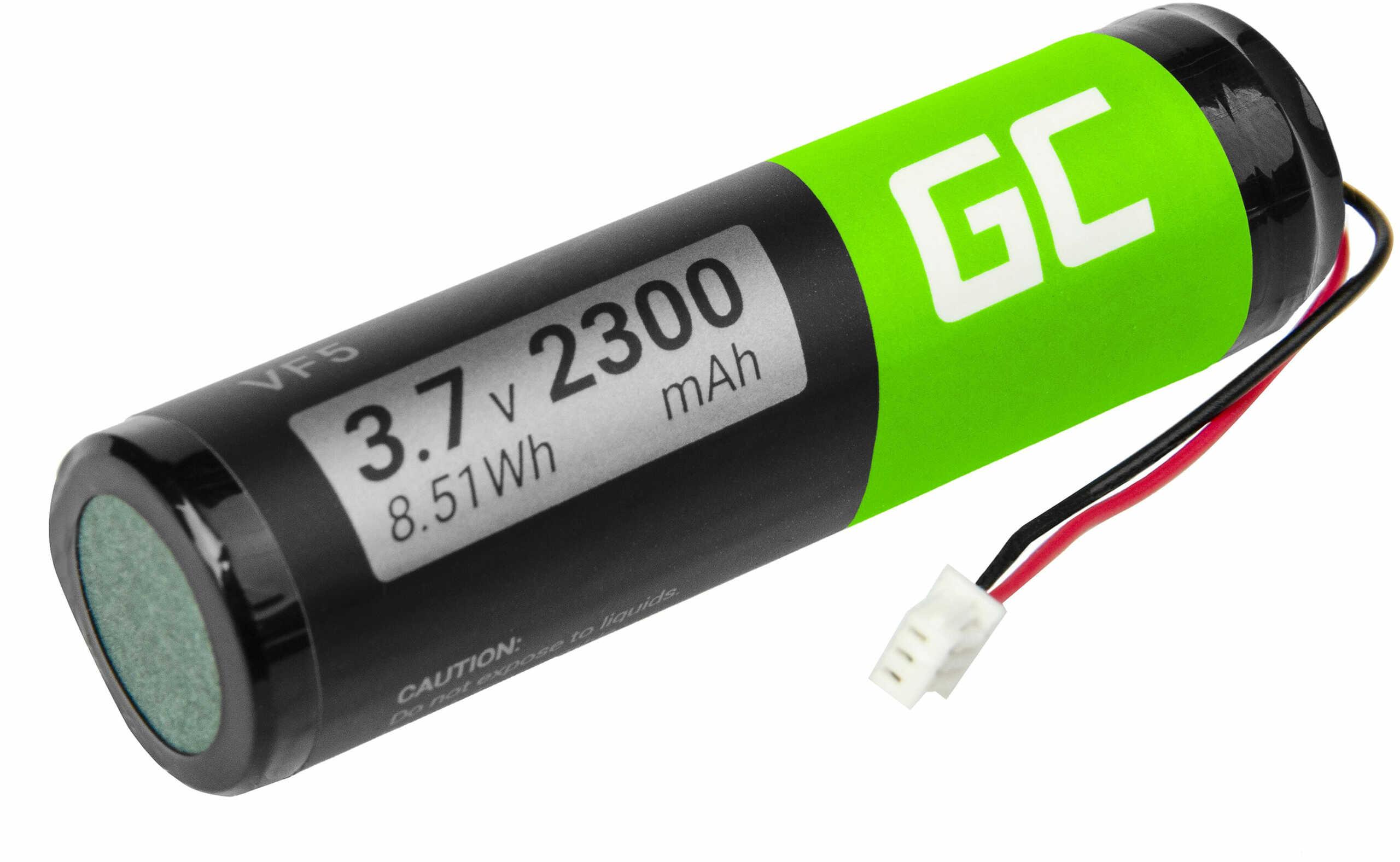 Bateria Green Cell VF5 do GPS TomTom Go 300 400 4D00.001 500 510 510T 530 530T 700 700T 710 910, Li-Ion 2300mAh 3.7V