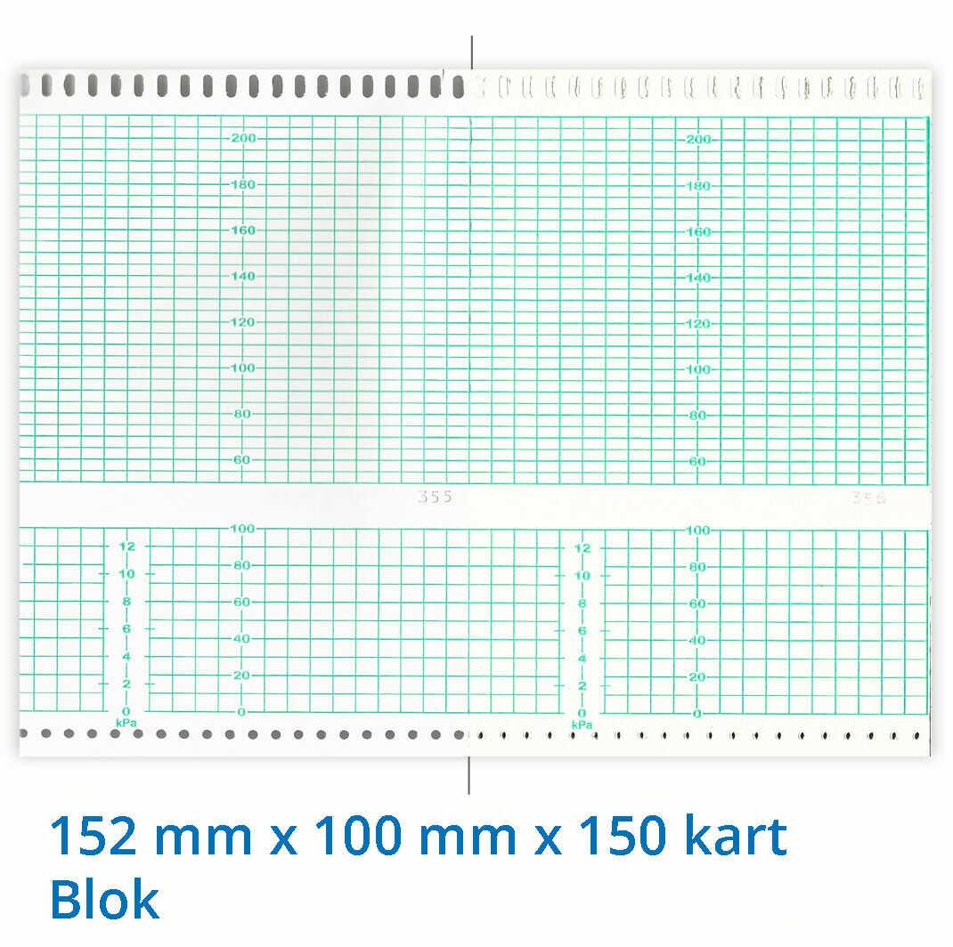 Papier termiczny do KTG Hewlett-Packard 9270-0630 152mm x 100mm x 150kart