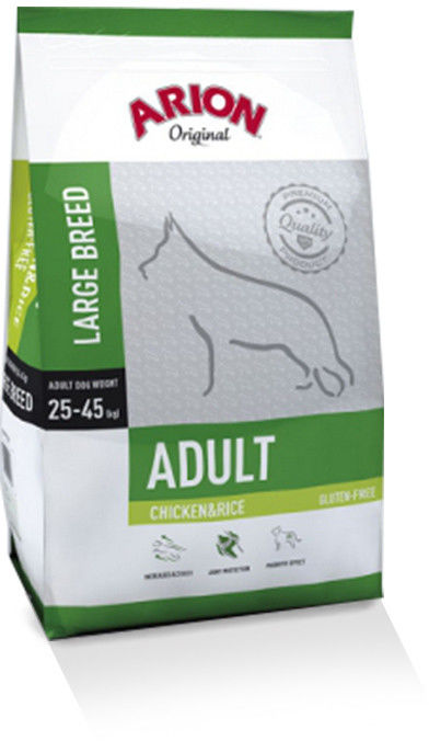 ARION Original Adult Giant Breed Chicken & Rice 12kg Darmowa dostawa