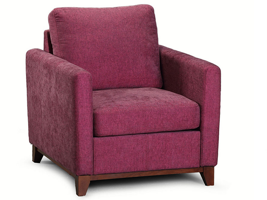 Fotel Estelia Modern, tkanina