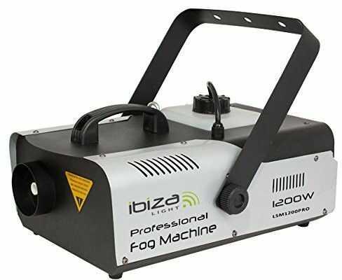 Ibiza Light LSM1200PRO, wytwornica dymu