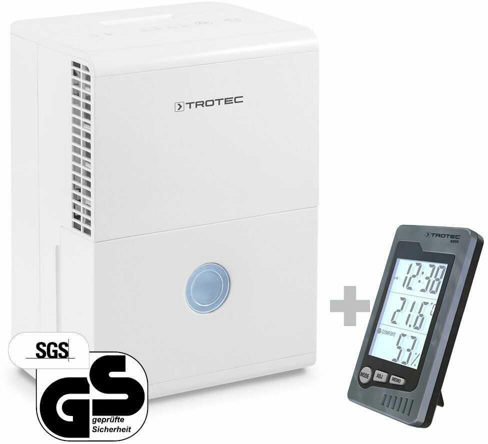 Osuszacz powietrza TTK 28 E + Termohigrometr BZ05