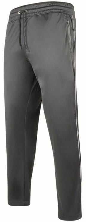 KAM 231 Duże Spodnie Dresowe Czarne