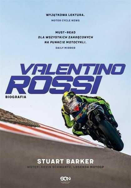 Valentino Rossi. Biografia - Stuart Barker