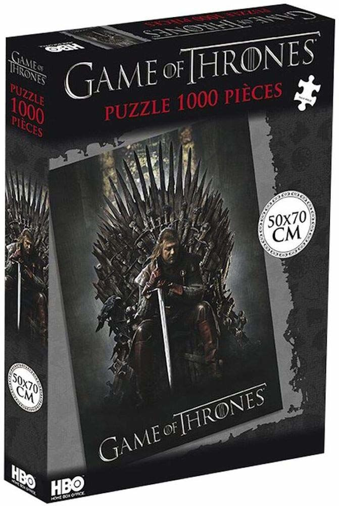 ABYstyle  Game of Thrones  Puzzle  Ned Stark (50 x 70 cm)