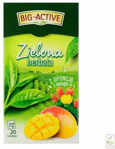 Big-Active zielona z opuncja i mango EX20