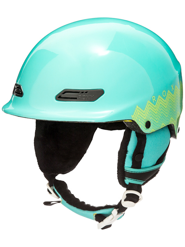 Roxy POWER POWDER ARUBA BLUE kask snowboardowy - 58