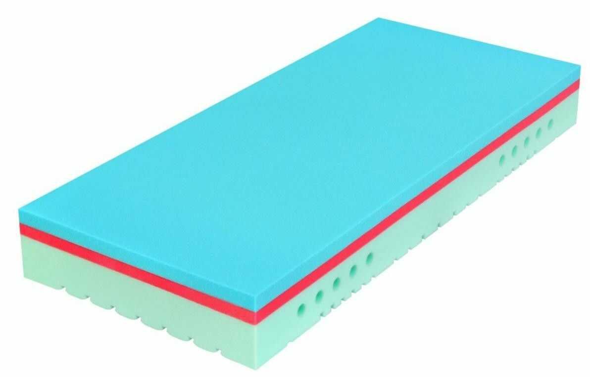 Materac Tau Soft II Classic 25 cm 80x200 cm z piany pamięciowej