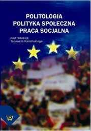 Politologia. Polityka społeczna. Praca socjalna - Ebook.