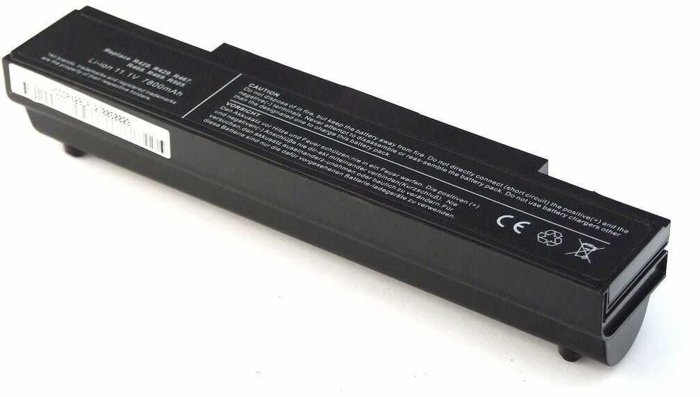 Bateria do laptopa Samsung R610-Aura P8700 Eclipse P9500 Delu P8400 Deon P8400 Dori