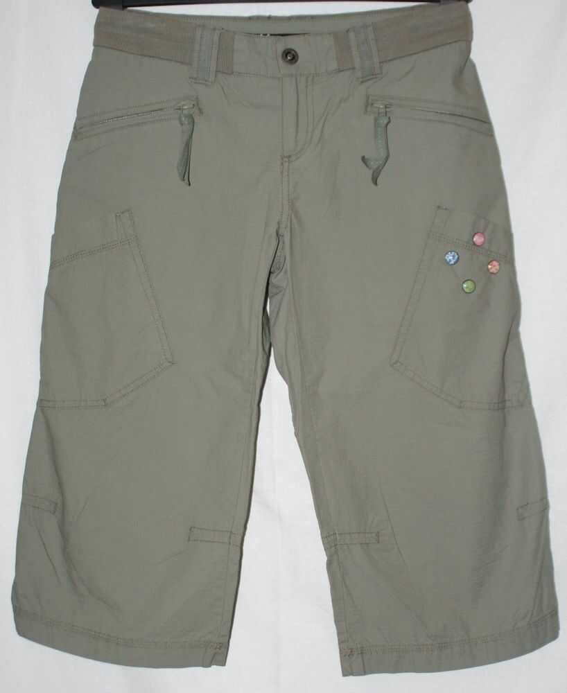 spodnie damskie ROXY Tidal Cuff