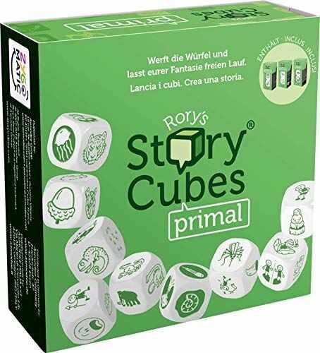Rory''s Story Cubes Primal kostka historyczna