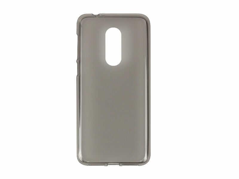 Alcatel 3 - etui na telefon FLEXmat Case - czarny
