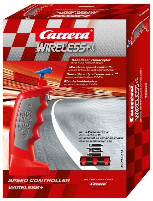 Carrera DIGITAL 143 - Kontroler 2,4GHz WIRELESS+ 42012