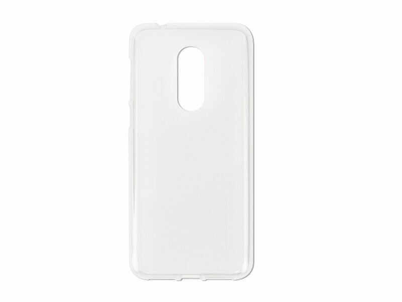 Alcatel 3 - etui na telefon FLEXmat Case - biały